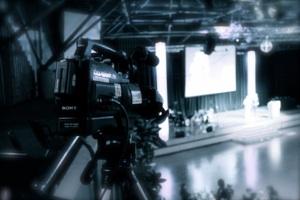 Aufzeichnung und Live-Übertragung von Veranstaltungen