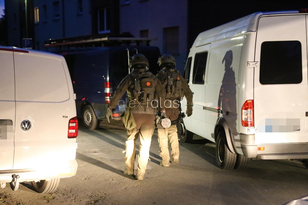 Polizei Hagen gelingt Schlag gegen illegalen Waffenhandel