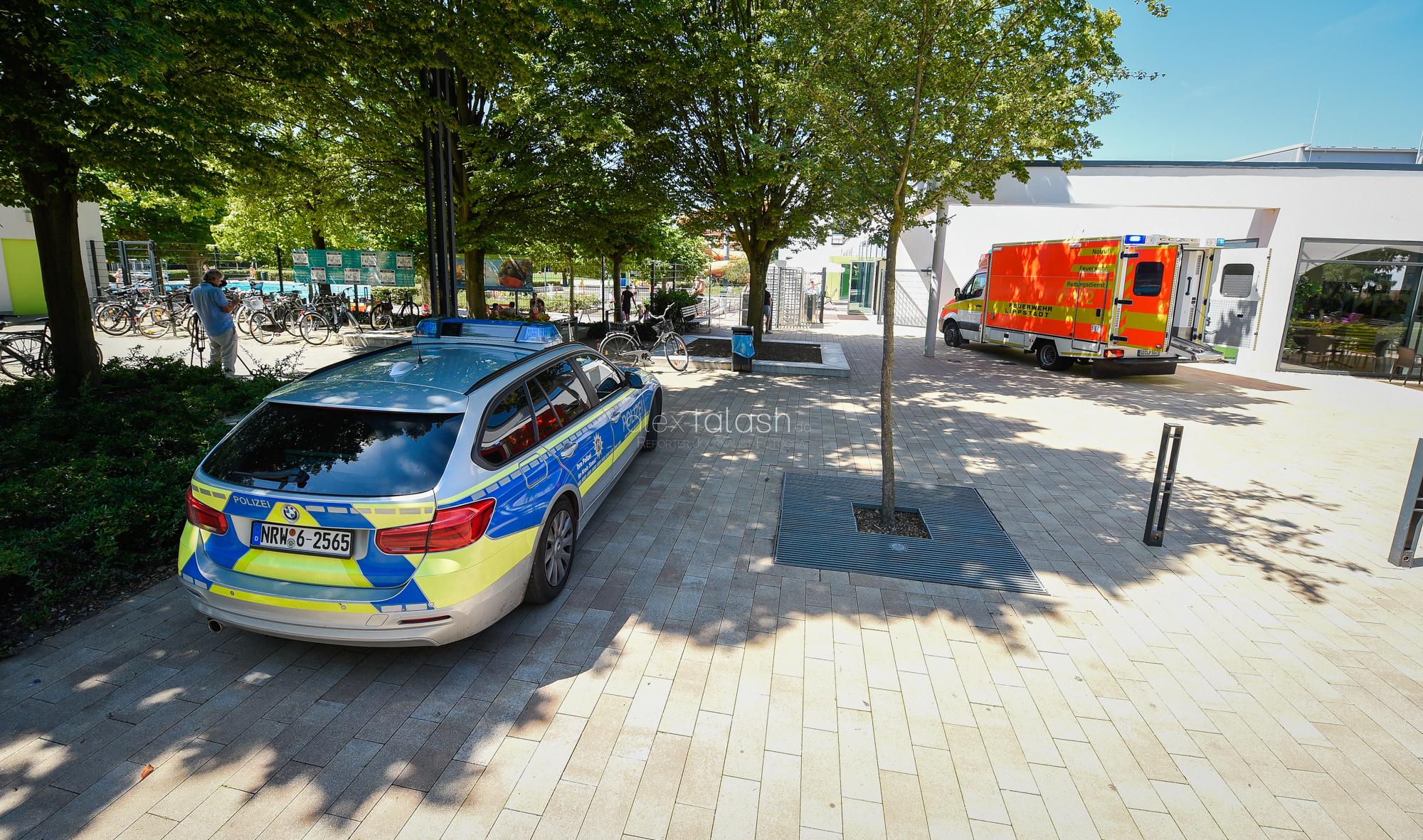 Lippstadt: Kind (6) in Freibad ertrunken