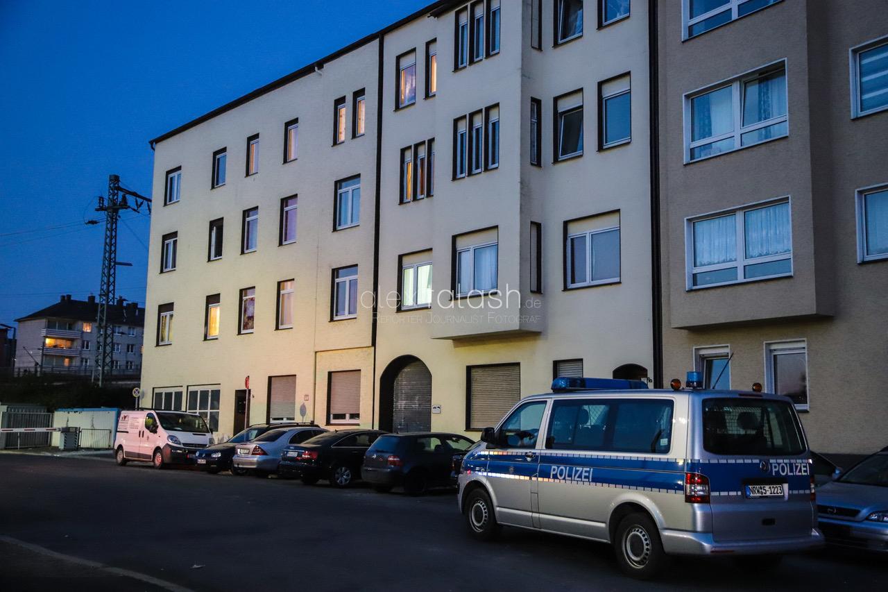 Zwei Mehrfamilienhäuser in Hagen unter Quarantäne