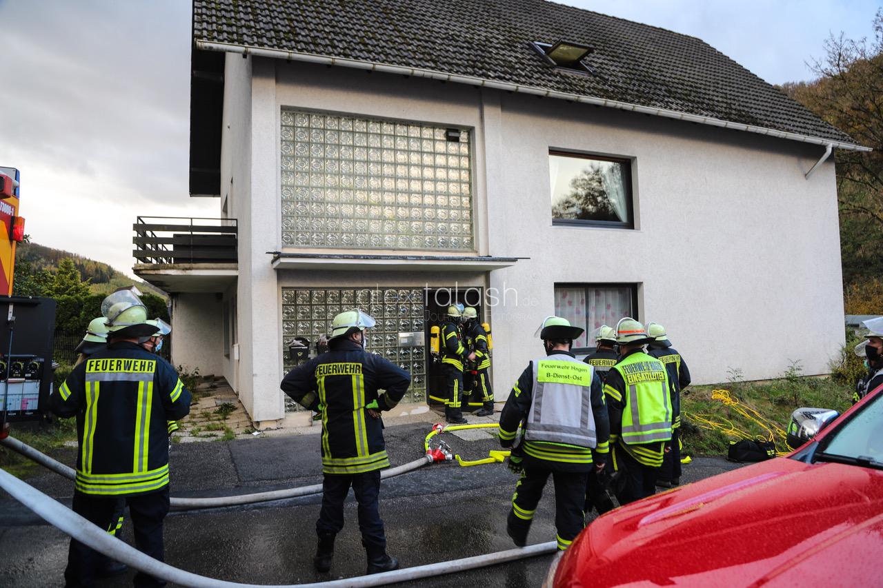 83-jährige Frau verstirbt bei Dachstuhlbrand – Brandursache vermutlich eine elektrische Heizdecke