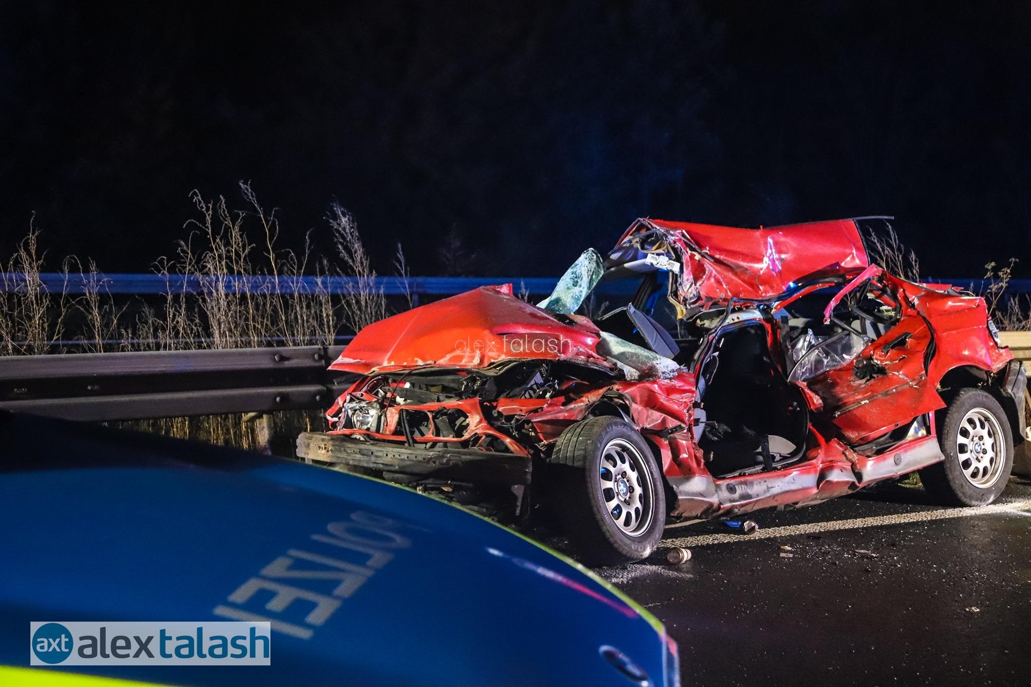 Tödlicher Unfall auf der A1 bei Gevelsberg
