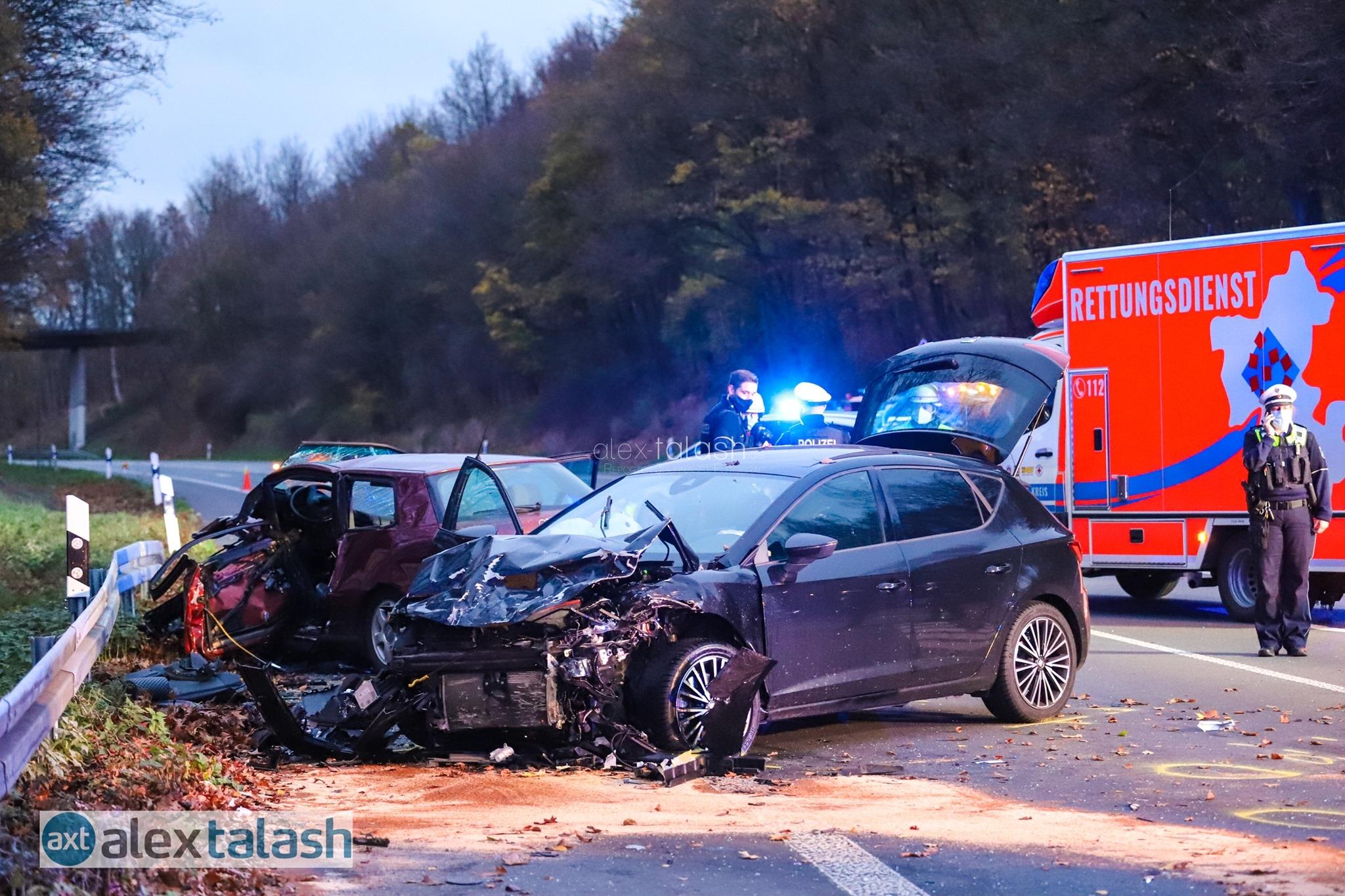 Tödlicher Unfall: 79-Jähriger stirbt bei Unfall in Gevelsberg